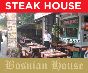 Bosnian Steak House