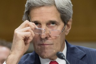 USA KERRY UKRAINE CRISIS SENATE