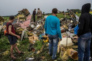 Air Malaysia Passenger Jet Crashes In Eastern Ukraine Killing All On Board