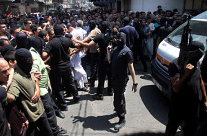 PALESTINIAN-ISRAEL-CONFLICT-GAZA-EXECUTIONS