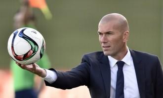 Madrid u šoku : Zinedine Zidane napustio  klupu Reala