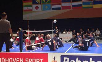 Pala i Rusija : Sjedeći odbojkaši u polufinalu prvenstva