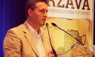 Denis Bećirović: Antinacionalizam je jedan od glavnih stubova bosanskohercegovačkog patriotizma