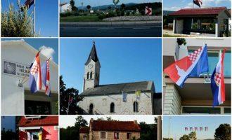 Čović Dodikovim stopama :  Upućen poziv građanima da izvjese zastave tzv. Herceg-Bosne