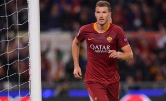 Liga prvaka: Dva gola i asistencija Džeke za pobjedu Rome (Video)