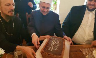 Ovo je prava BiH : Na slavi manastira Žitomislići proslavljen rođendan mostarskog muftije