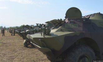 Američki general Franklin Hodges:Isporukom oklopnih vozila Srbiji Rusija stvara nestabilnost na Balkanu