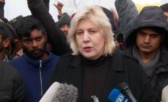 Komesarka Vijeća Evrope Dunja Mijatović u Vučjaku :  Ovo nikada nisam vidjela, stid me je kao Bosanku i Hercegovku