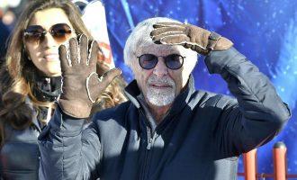 Prinova u porodici Ecclestone: Bernie u 89. godini postao četvrti put otac, nakon tri odrasle kćerke, stigao i sinčić po imenu Ace