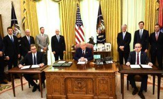 Slobodan Vasković : Vašingtonski Sporazum; Dodikov potpuni debakl i novi toksični potezi bagatelizacijom vitalnog nacionalnog interesa