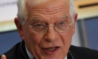 Josep Borrell, Visoki predstavnik EU za vanjsku i sigurnosnu politiku  : Mora prestati retorika koja dovodi u pitanje integritet BiH