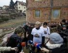 """Višegrad: Spriječeno rušenje kuće Pionirskoj ulici u kojoj se dogodila """"živa lomača"""""""