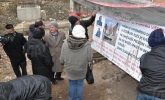Višegrad: Vlasti naredile rušenje   kuće u kojoj je zapaljeno 70 Bošnjaka
