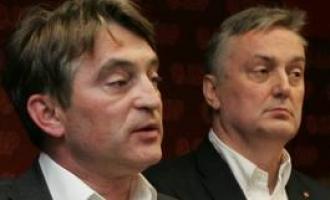 Zlatko Lagumdžija: Komšić priča besmislice!